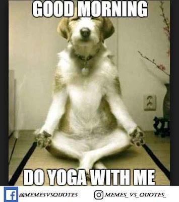 Morning Youga