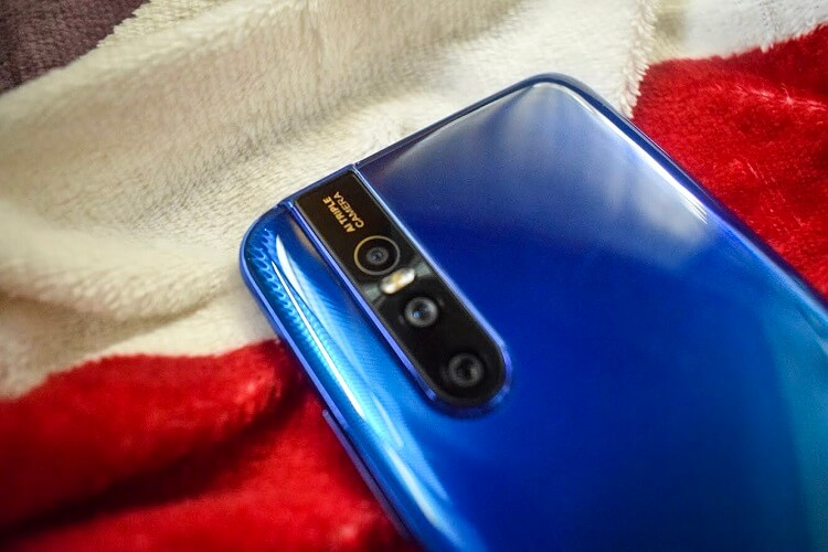 Vivo V15 Pro Triple Rear Cameras