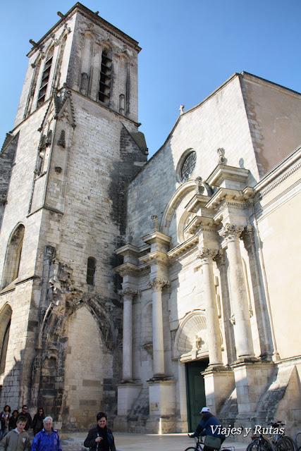 Saint Saveur, La Rochelle