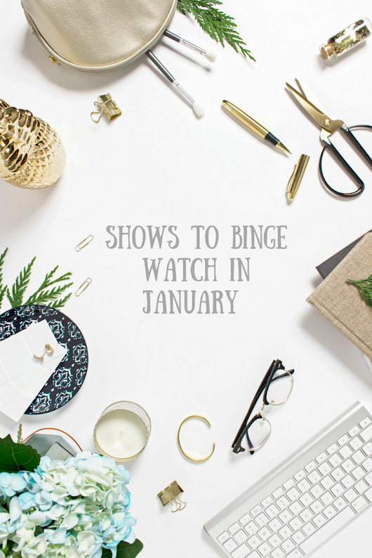 Shows to Binge Watch in January
