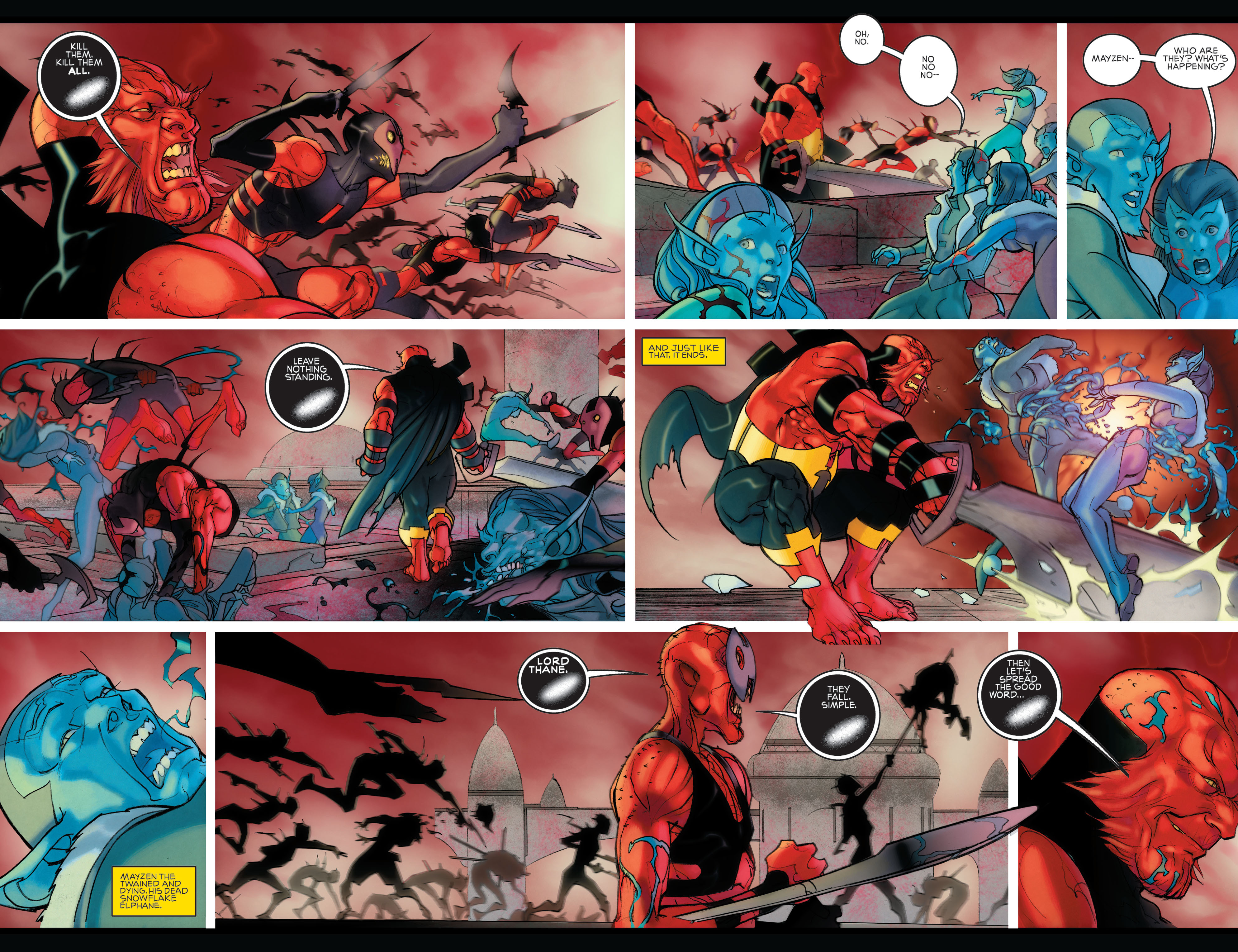 Thor (2007) Issue #615 #28 - English 10