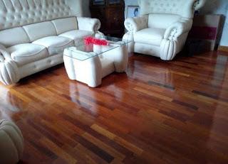 harga jual lantai kayu parket Malang