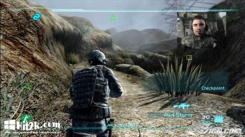 Ghost Recon Advanced Warfighter Full Version Download