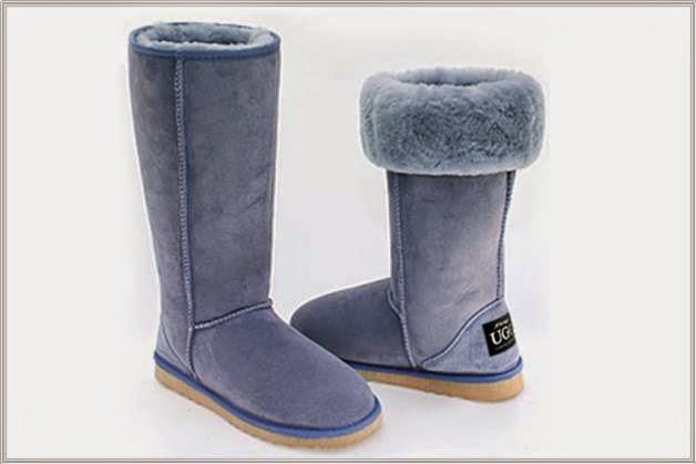 Tall Ugg Boots Denim