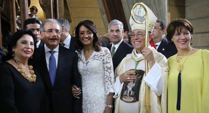 Danilo Medina regresará mañana a  Higüey para participar en la misa con motivo al Día de Nuestra Señora de la Altagracia
