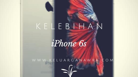 Dibanding Membeli iPhone 8, Lebih Baik Beli HP iPhone 6s Saja, Ini Alasannya