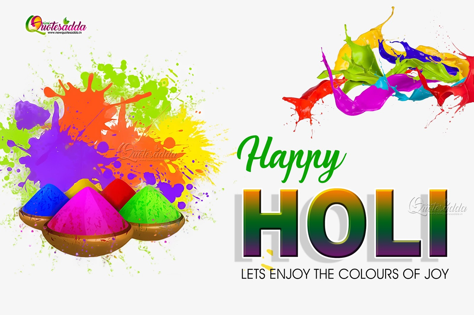 Holi messagesmessages on holiholi messageholi quotes holi images best holi wishes quotes pictures in english language kristyandbryce Gallery