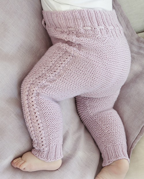 Hello Kitten Pants - Free Pattern