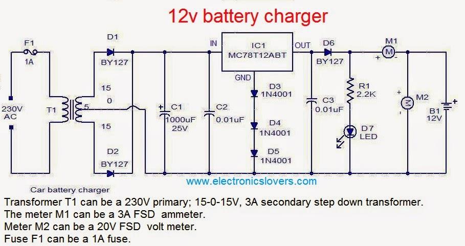 Smoke Alarm Battery Life Extender Schematic - Wiring Diagram DB