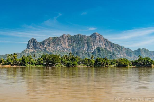 Mont Zwe Ka Bin - Mawlamyine - Hpa An - Thanlwin river