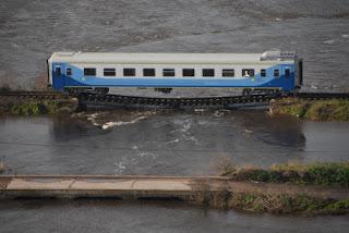 Obras en el Puente La Clarita - Buenos Aires