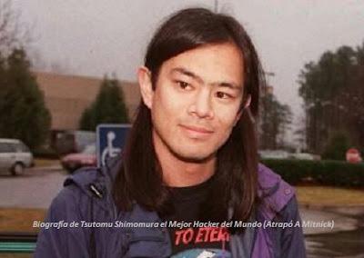Biografía de Tsutomu Shimomura el Mejor Hacker del Mundo