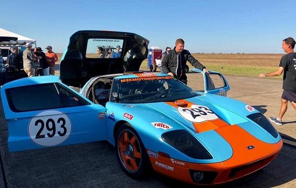 Ford GT M2K Motorsports auto de calle más rápido del mundo
