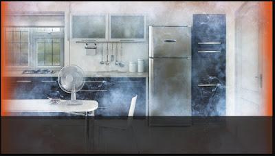evitar fumaça na cozinha