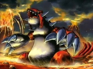 legendary pokemon groudon - photo #19