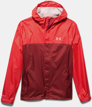 chaqueta impermeable deportiva hombre Under Armour
