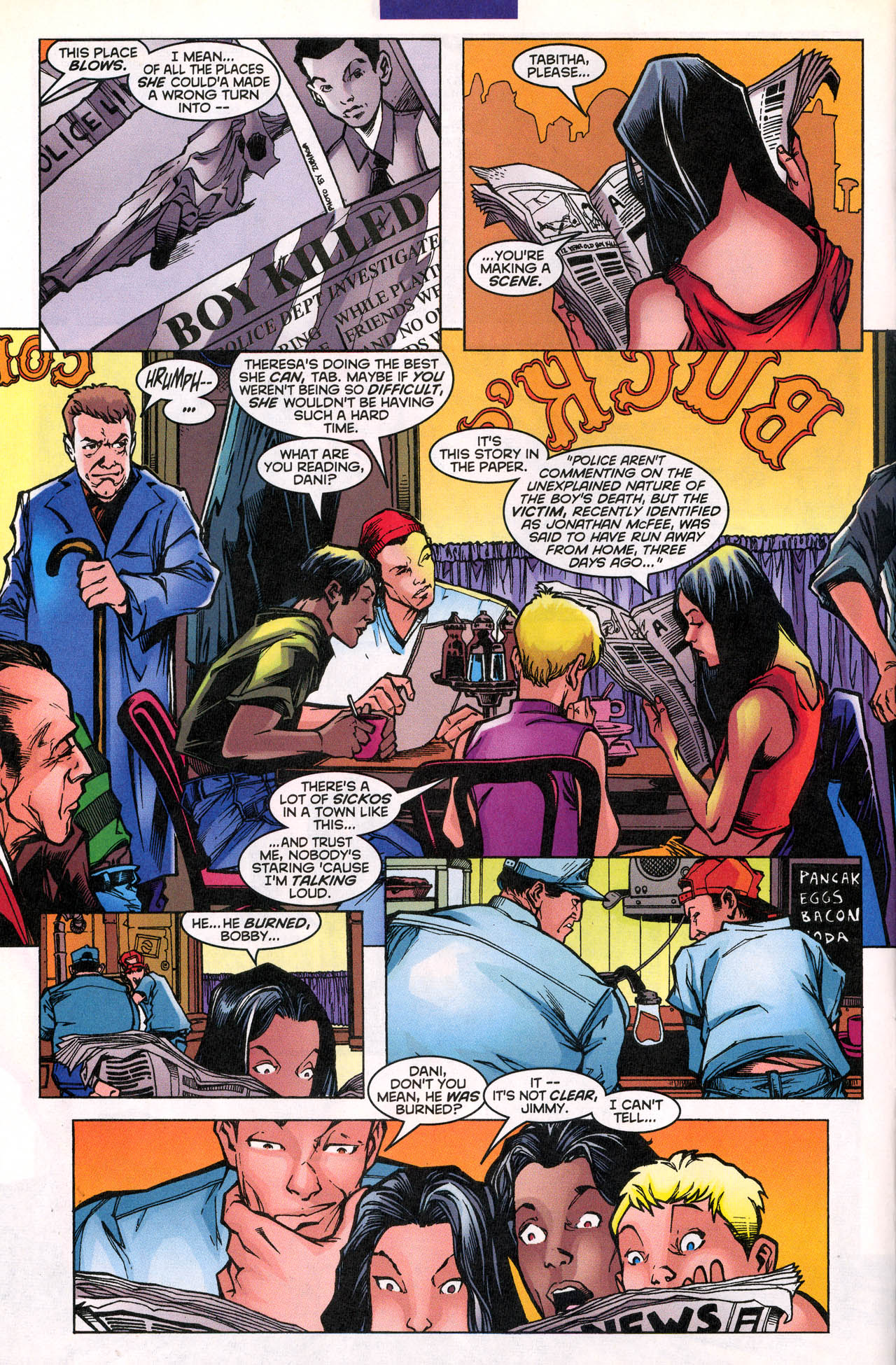 Read online X-Force (1991) comic -  Issue #77 - 7