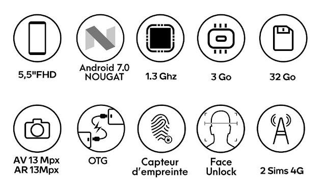 كل ما تود معرفته عن مواصفات عيوب و سعر هاتف IRIS Next P + الجديد