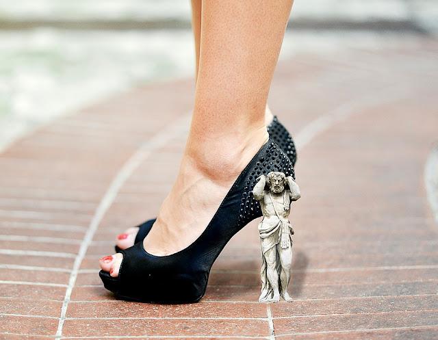 unique heels