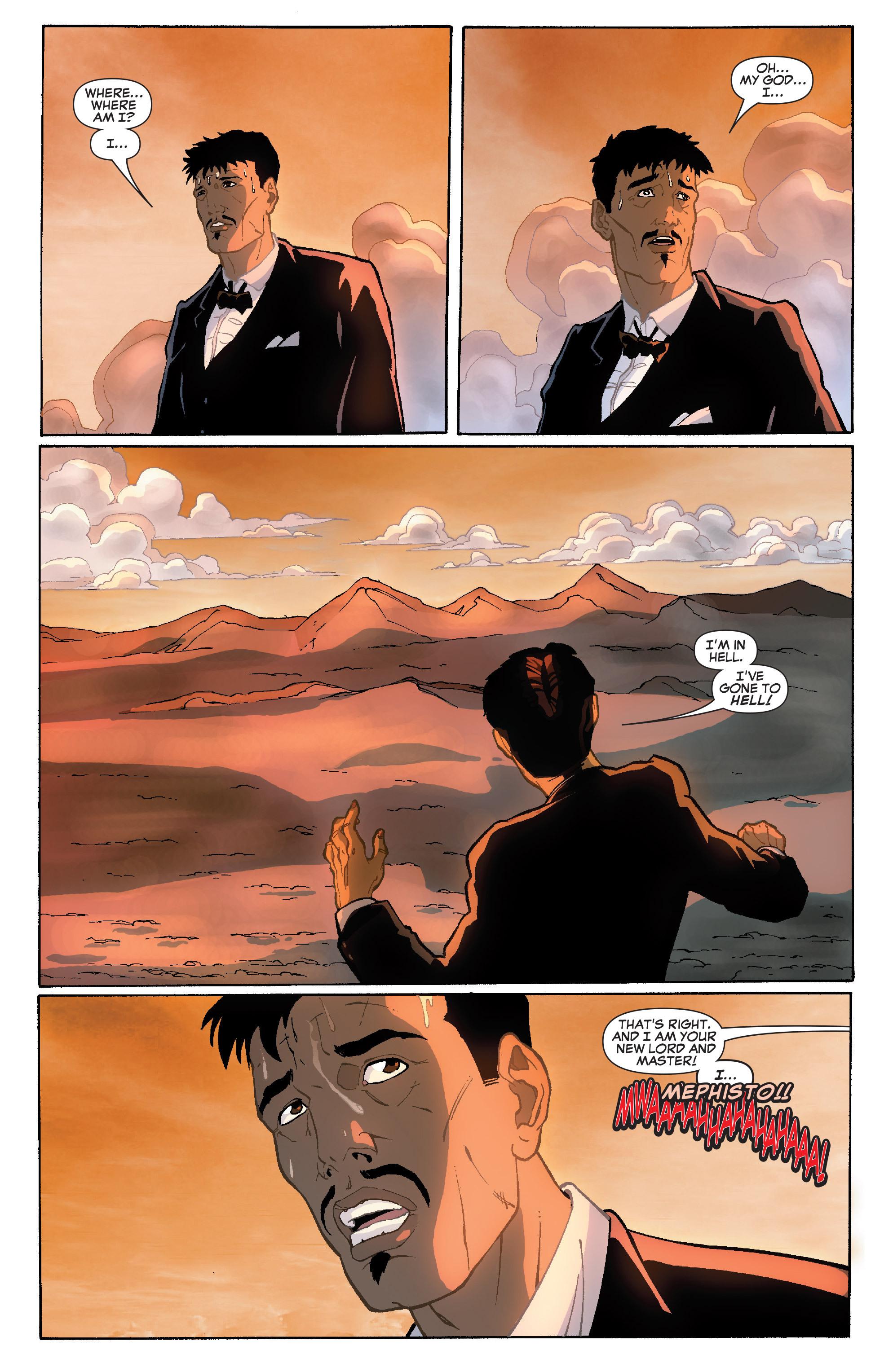 Read online She-Hulk (2005) comic -  Issue #36 - 21