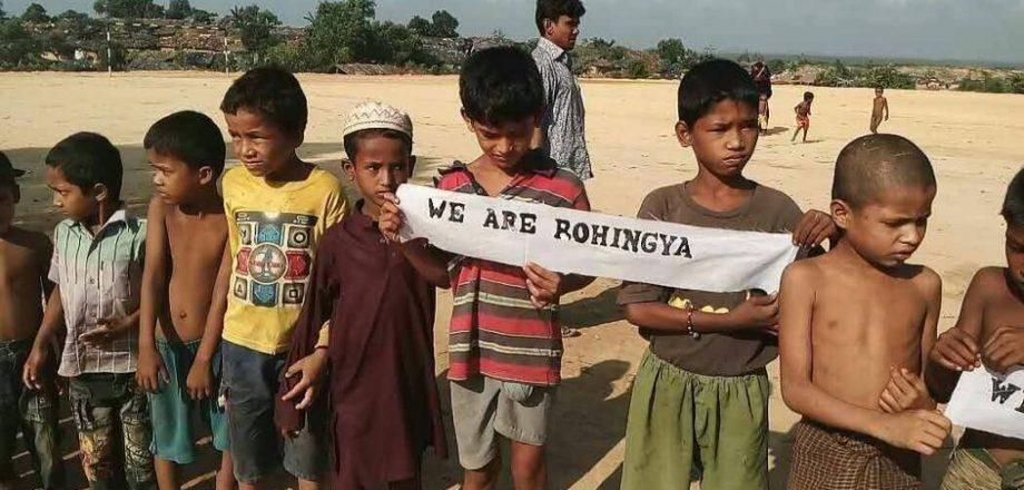Eksploitasi Anak di Kamp Pengungsi Rohingya