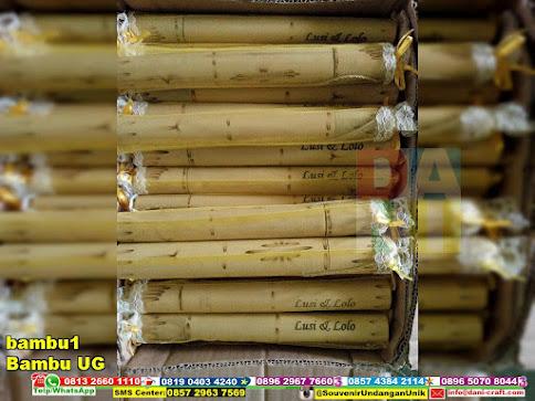 jual Bambu UG