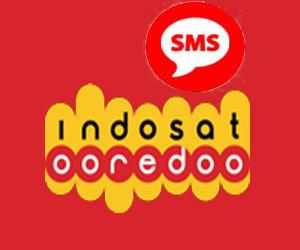 Cara Daftar Paket Sms Goceng Indosat Ooredoo