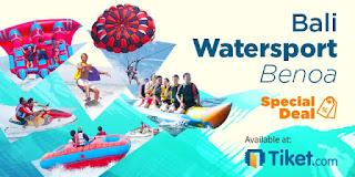 cari tiket murah bali watersport benoa bay