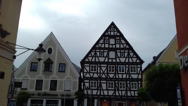 Gunzburg voyage en famille en Allemagne