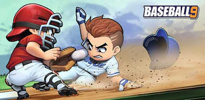 Baseball 9 Apk + Mod Gems/Coins/Energy Download Offline