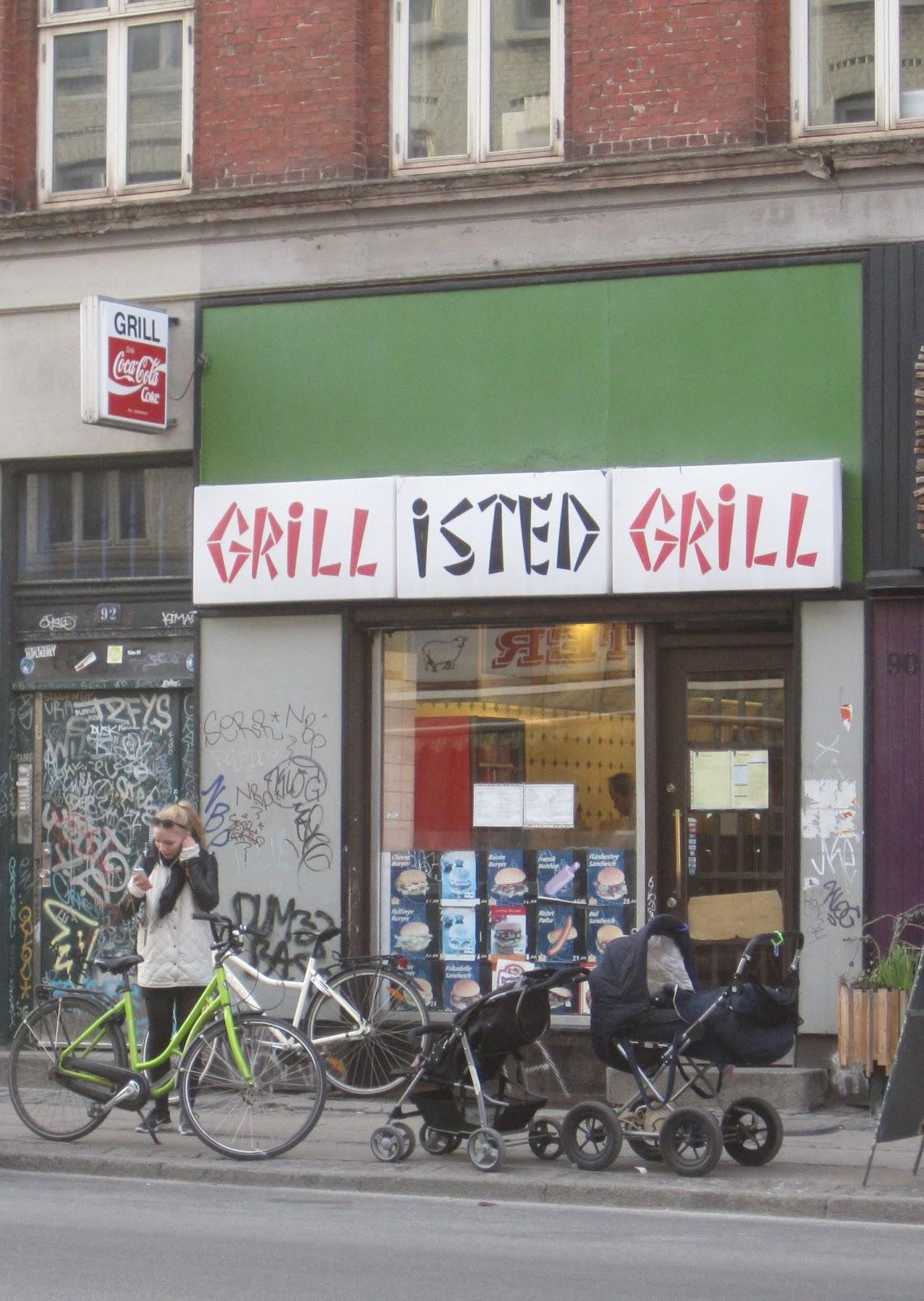 isted grill copenhagen