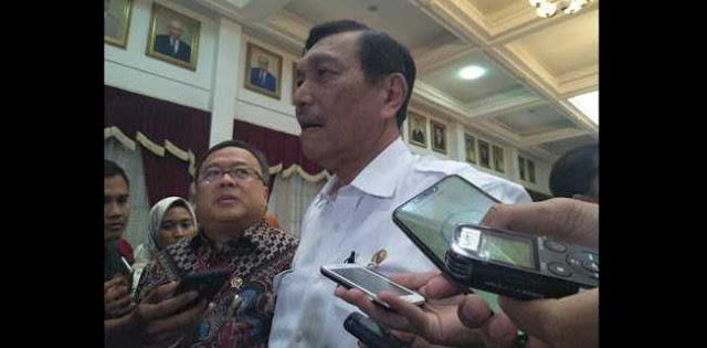 Luhut: Prabowo Jangan Asal Ngomong