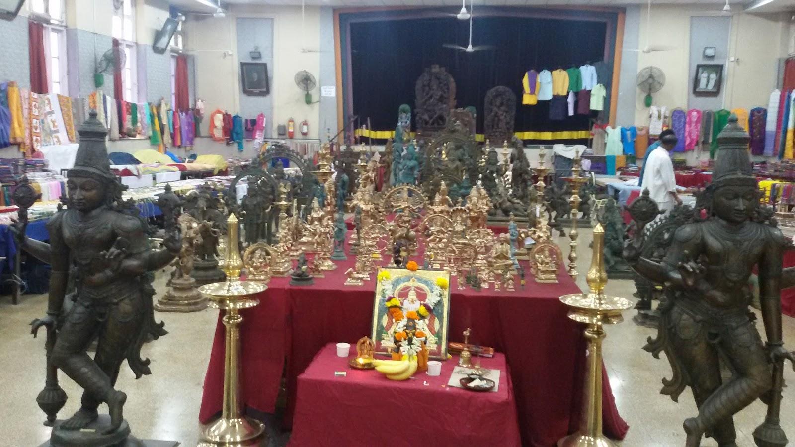 Poompuhar Organises Craft Mela In Mumbai