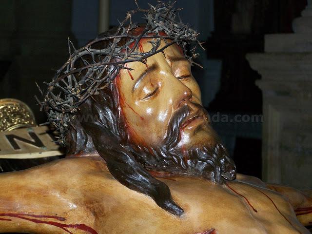 """Résultat de recherche d'images pour """"cristo penitencia crucificado"""""""
