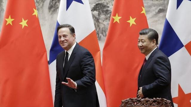 Panamá impulsa relaciones con China pese a advertencias de EEUU