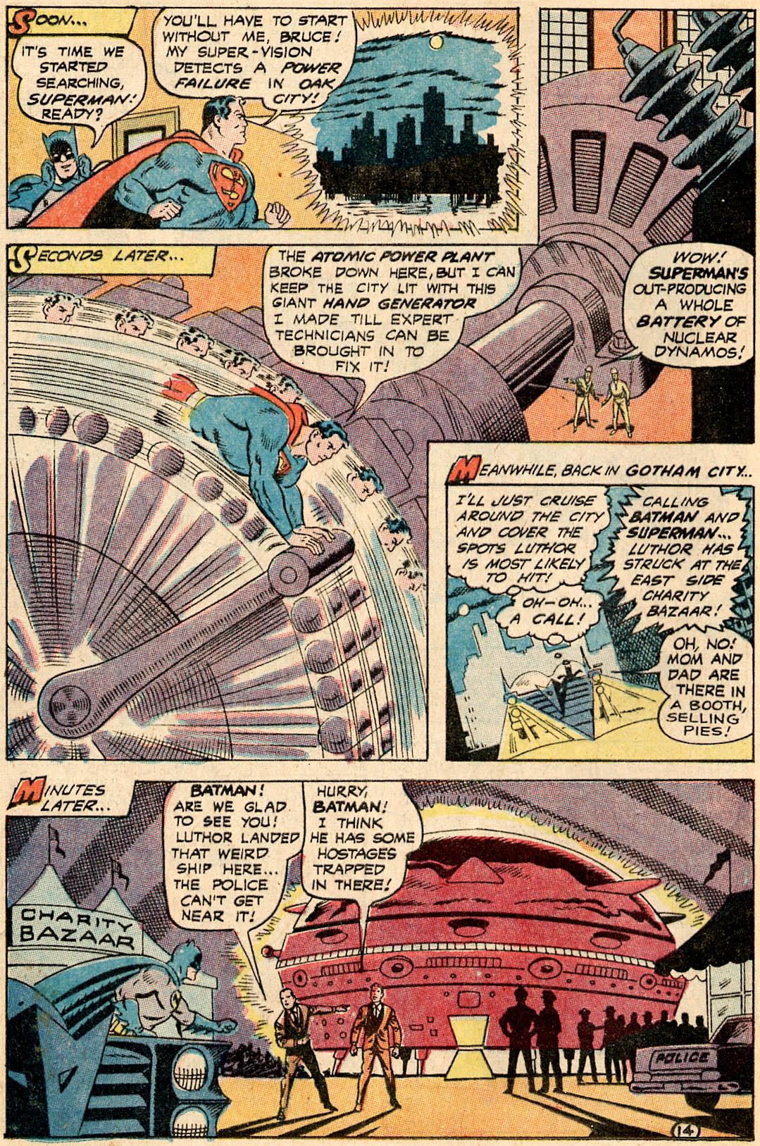 Read online World's Finest Comics comic -  Issue #172 - 20