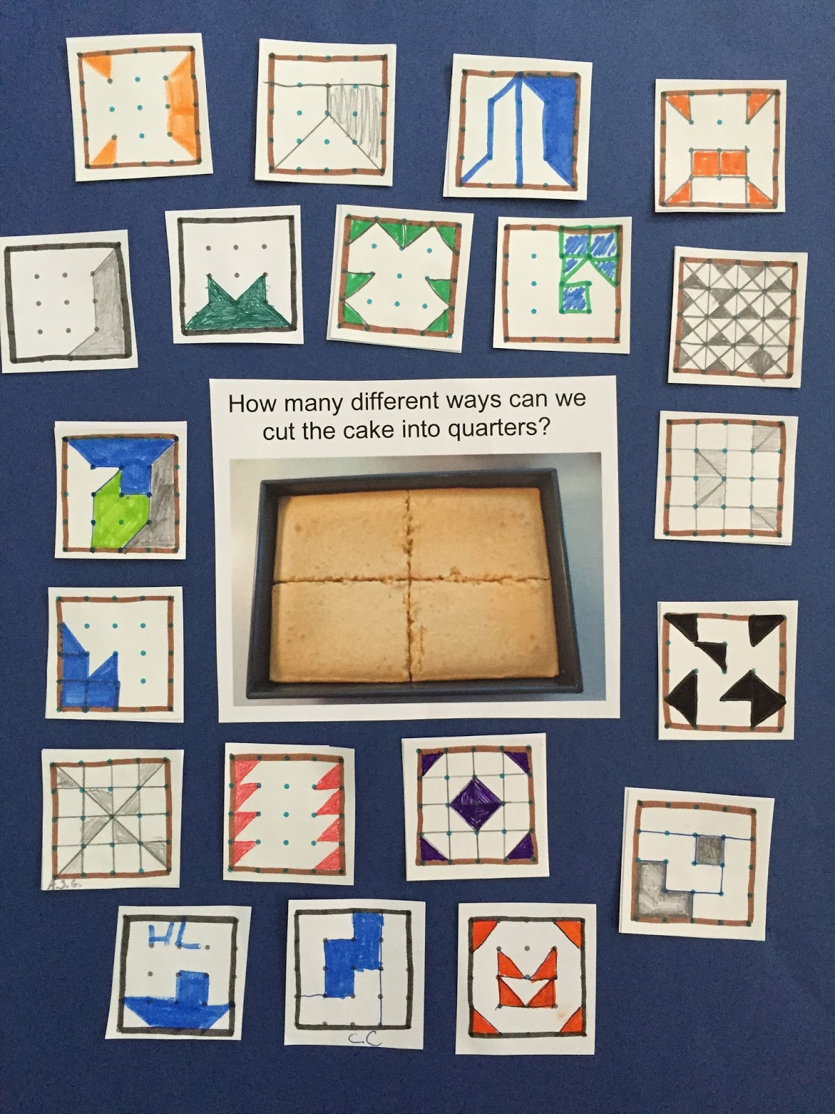 Enquiry Based Maths Open Ended Equivalent Fractions