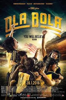 2. Ola Bola (2016)