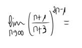 28. Límite de una sucesión (número e) 5