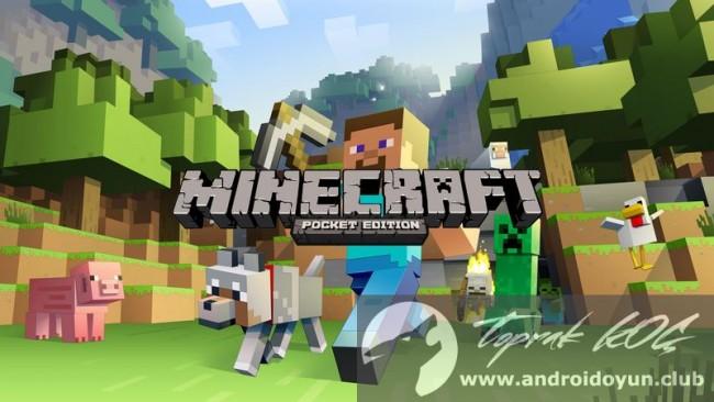 Minecraft indir apk android oyun club