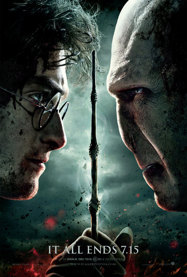 HARRY POTTER AND THE DEATHLY HALLOWS (Harry Potter y las reliquias de la muerte)
