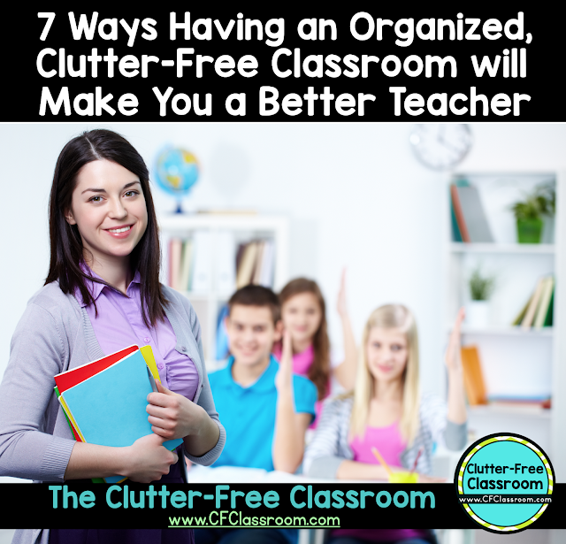 This article explains the benefits of having good classroom organization skills. Teachers will learn how poor classroom organization is hurting them and provides ways to get free tips and ideas to improve their classroom organization.