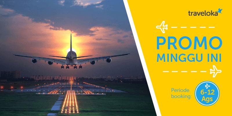 Promo Penerbangan Daftar Harga Promo Tiket Pesawat Periode 6 12 Agustus 2015