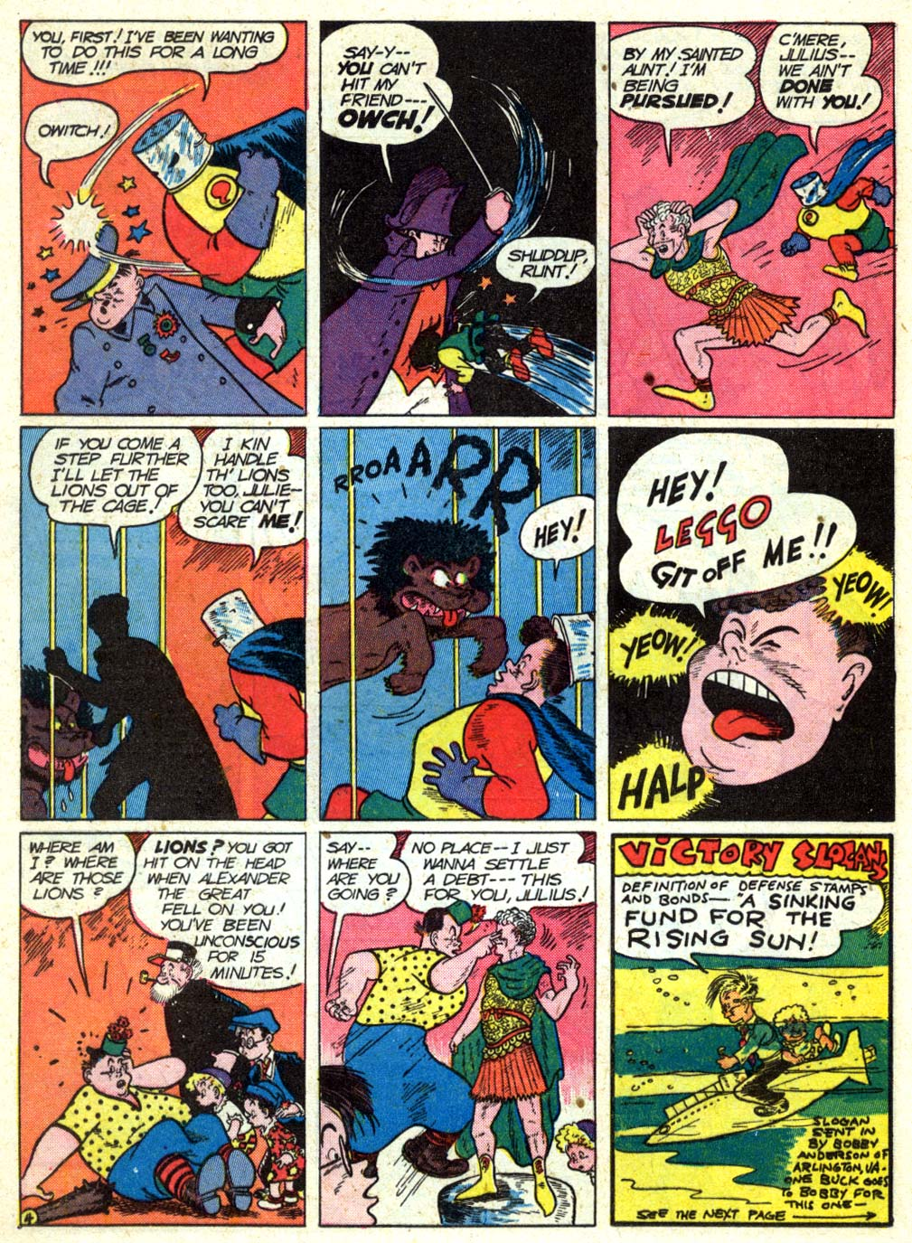 Read online All-American Comics (1939) comic -  Issue #40 - 45