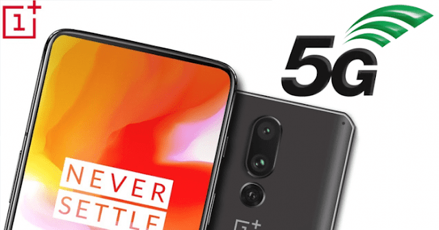 LATEST: OnePlus To Launch Its First 5G Smartphone