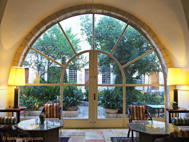 מלון אמריקן קולוני בירושלים – חופשה רומנטית במלון בוטיק היסטורי מפנק