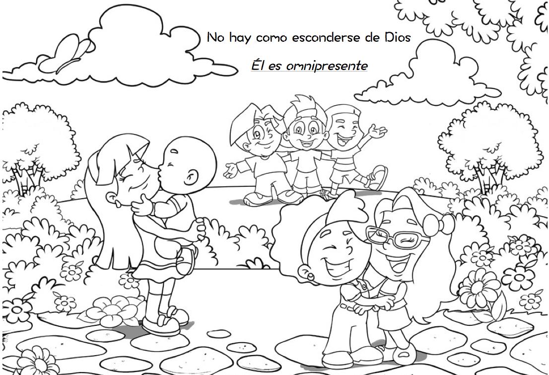 actividades para ninos dios creo la tierra