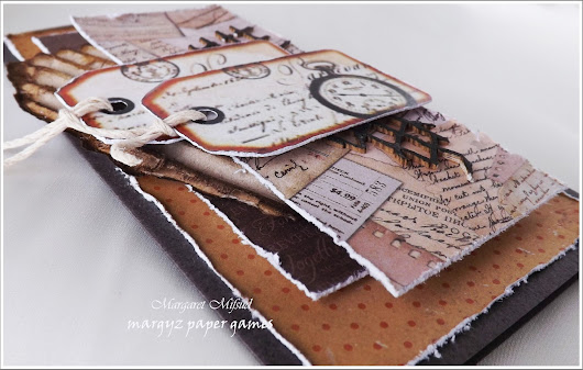 Crafty Cardmakers Challenge #193 - Lots of Layers!!