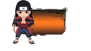Logo Polos Hasirama Naruto
