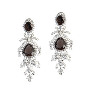 Festive Glint collection by Adawna  Adawna-Jewellery, Swarovski crystals, Gems, Earrings, rings